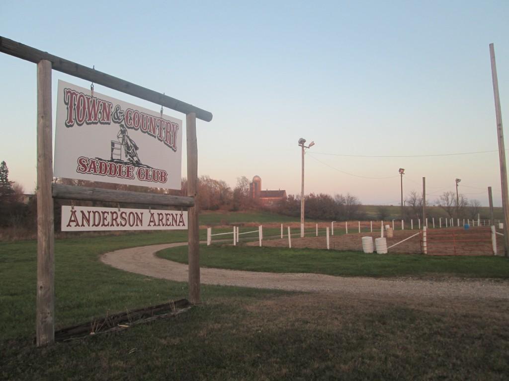 Anderson Area
